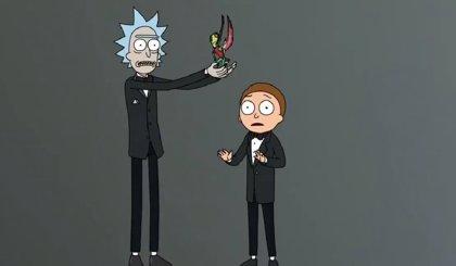 VÍDEO: La desternillante aparición sorpresa de Rick y Morty en los Emmy 2018