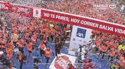 Arranca en Atresmedia la campaña del X aniversario de la carrera Ponle Freno en Madrid