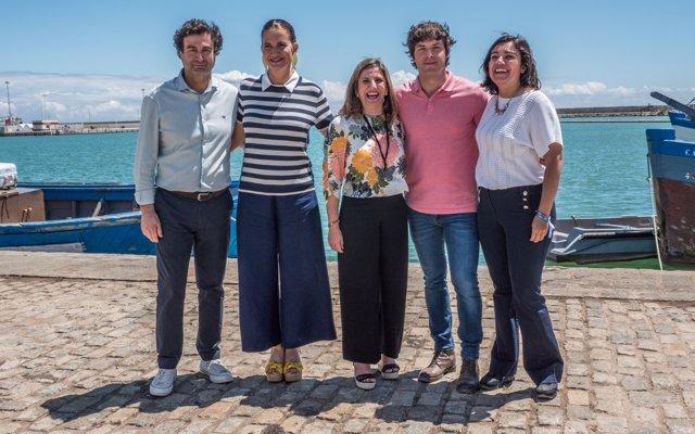 MasterChef Celebrity desembarca en las costas de Cádiz como homenaje al atún de almadraba