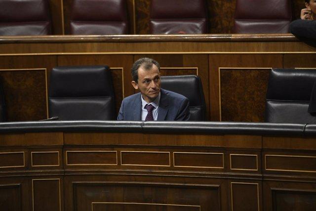 Pleno en el Congreso de los Diputados