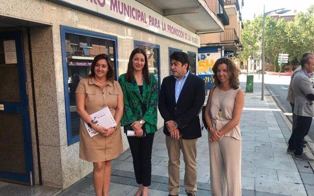 La Comunidad abrirá dos nuevos puntos municipales de apoyo a las víctimas de violencia de género