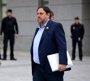 Junqueras y Romeva piden amparo al TC contra su suspensión como diputados