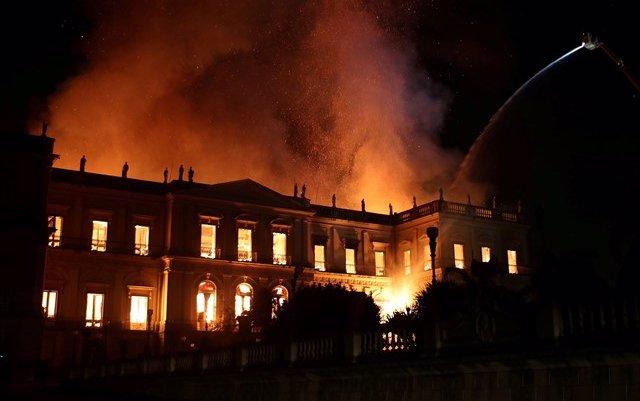 La Unesco estima que la reconstrucción del Museo Nacional de Río de Janeiro tardará 'alrededor de 10 años'