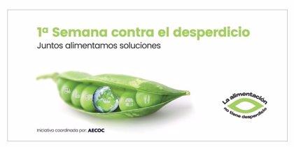 I Semana Contra el Desperdicio de Alimentos en España, del 24 al 30 de septiembre