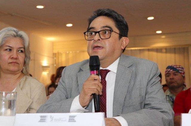 Procurador de Derechos Humanos en Guatemala, Jordan Rodas