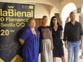 Foto: La relación entre flamenco y literatura, a debate en el Espacio Santa Clara dentro de la Bienal de Flamenco de Sevilla