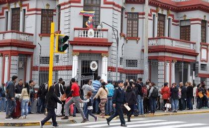 El número de migrantes venezolanos en Perú aumenta un 11.600%