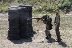 L'OSCE eleva a més de 180 els civils morts i ferits aquest any pel conflicte a l'est d'Ucraïna (REUTERS / ALEXANDER ERMOCHENKO)