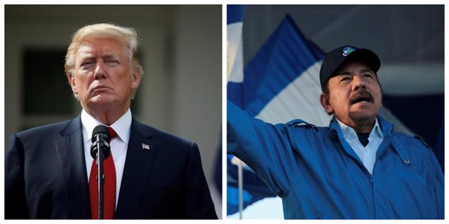 Trump y Ortega