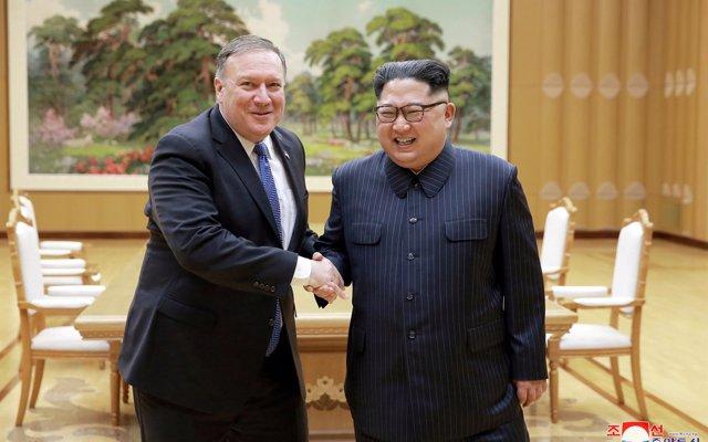 Pompeo afirma que las conversaciones sobre la desnuclearización de Corea del Norte terminarán en 2021
