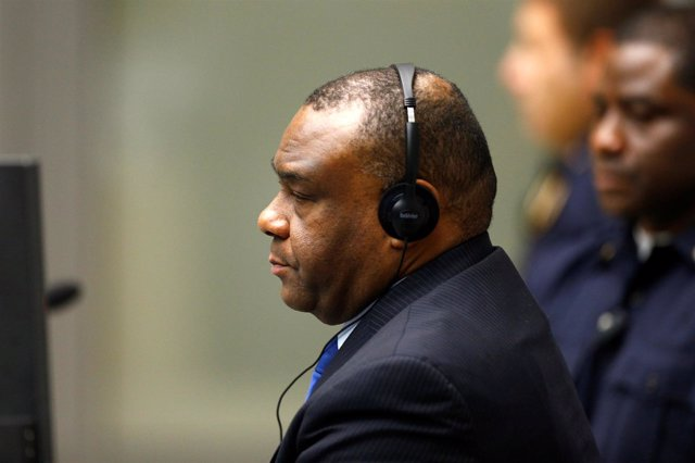 Jean-Pierre Bemba