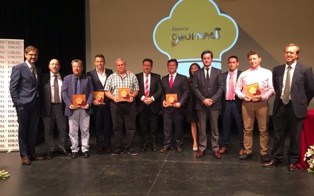 La Junta reitera su compromiso para construir un sector agroalimentario 'vanguardista y de referencia mundial'