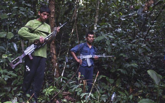 Las fuerzas de seguridad de Perú matan a dos guerrilleros de Sendero Luminoso