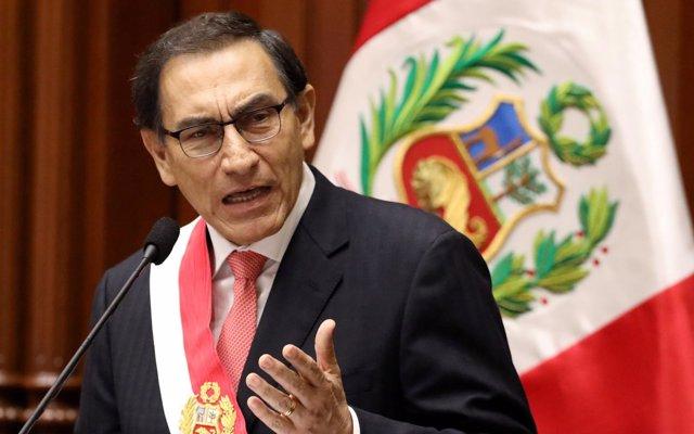 El Gobierno de Vizcarra sale airoso de su primera cuestión de confianza