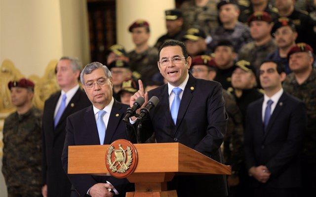 La ONU enviará un sustituto a dirigir la misión anticorrupción en Guatemala