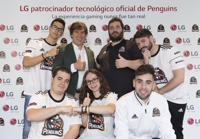 Equipo Penguins de eSports