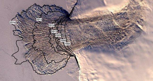 Capa de hielo Vavilov