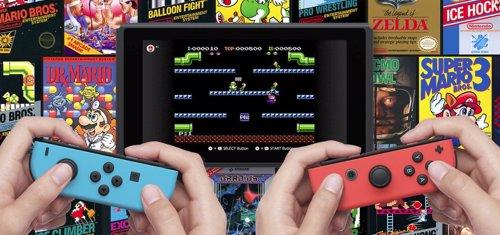 Piratean El Servicio Nintendo Switch Online Para Agregar Mas Juegos