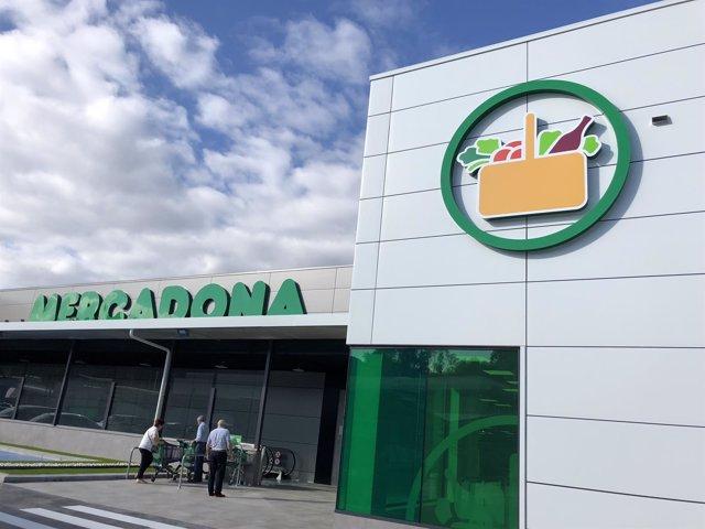 Nuevo supermercado Mercadona en Berango