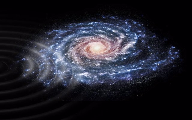 090cf75b8cf La Vía Láctea aún se agita por un 'reciente' amago de colisión