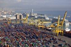 El Port de Barcelona pateix un ciberatac que afecta els seus servidors (PUERTOS DEL ESTADO - Archivo)