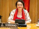 Foto: La ministra de Trabajo participa este sábado en Olivenza en una Conferencia Municipal del PSOE provincial