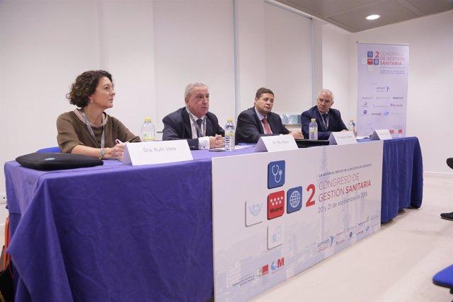 Presentación  II Congreso de Gestión Sanitaria