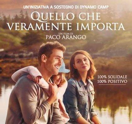El Vaticano acogerá mañana un pase especial de la película benéfica 'Lo que de verdad importa' de Paco Arango