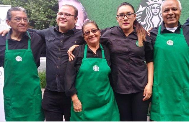 Empleados Starbucks