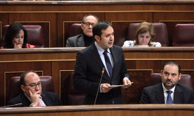 César Ramos, diputado del PSOE