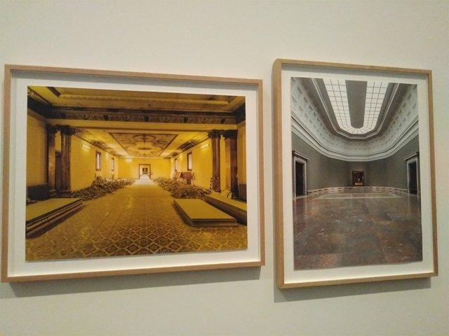 Fotografías de José Manuel Ballester en el Prado