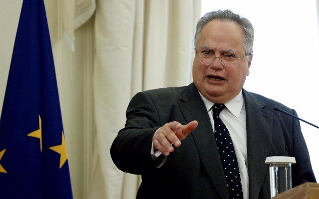 Grecia confía en la aprobación del acuerdo con Macedonia pese a los contratiempos
