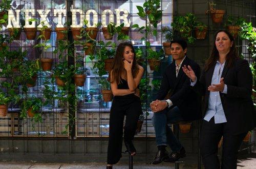 Presentación de la app Nextdoor en Madrid