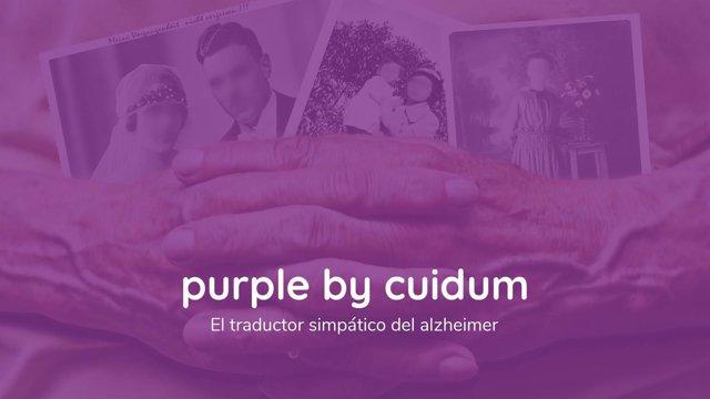 El traductor de Alzheimer Purple