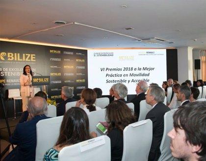 Passion Motorbike Factory y Ayuntamiento de Murcia, entre los VI Premios a la Mejor Práctica en Movilidad Sostenible