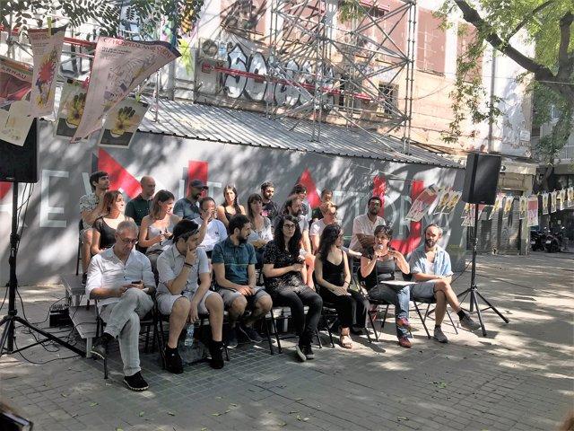 El Teatre Arnau de Barcelona presenta un projecte artístic intinerant