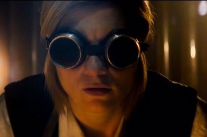 La primera Doctora en acción en el nuevo tráiler de Doctor Who