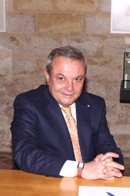 El delegado de Cultura, Turismo y Deporte, Francisco Alcalde