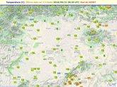 Foto: Otros 10 días de temperaturas por encima de lo normal y escasas precipitaciones
