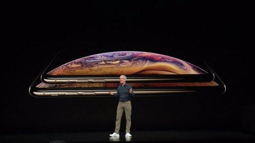 Presentación iPhone Xs