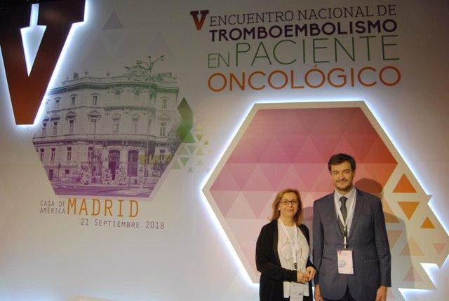 Dra. Mercedes Salgado Fernández y Dr. Andrés J. Muñoz Martín