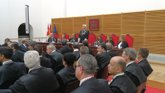 """Foto: Presidente TSJCyL: """"La desobediencia a la Constitución debe ser combatida con las armas del Estado de Derecho"""""""