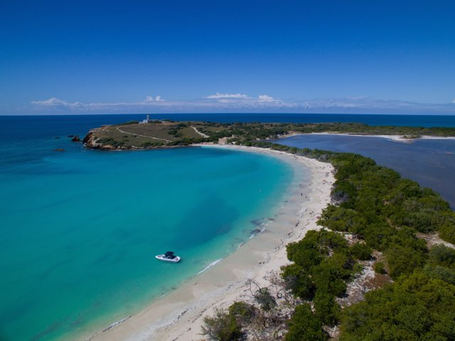 La Playuela (Cabo Rojo) en Puerto Rico