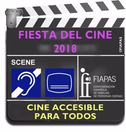 Fiesta del Cine Accesible