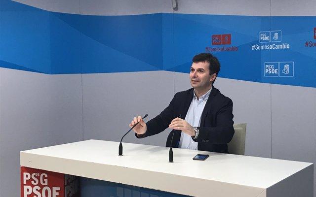 Gonzalo Caballero insta a Feijóo a rectificar sus declaraciones sobre el accidente de O Marisquiño