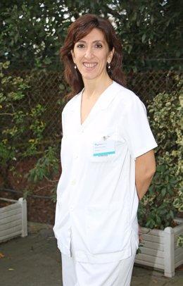 Vicenta Giménez, psicóloga especializada en reproducción asistida