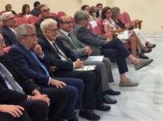 """Barrientos (TSJC) comparteix la """"preocupació"""" pel xat de jutges però defensa la seva independència (TSJC)"""