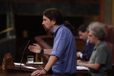 Pablo Iglesias proposa un referèndum a Espanya per decidir sobre la prohibició dels toros (EDUARDO PARRA/EUROPA PRESS - Archivo)