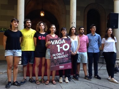 Universitats per la República convoca vaga d'estudiants l'1 d'octubre (UNIVERSITATS PER LA REPÚBLICA)