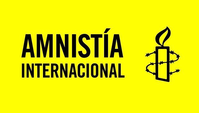 Logo de Amnisía Internacional
